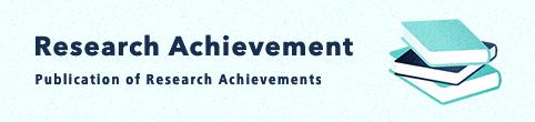 Research Achivement - Publication of Research Achievements